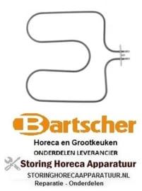 294418792 - Verwarmingselement 1500W 230V VOOR BARTSCHER OVEN