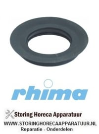 5175.07100.53 -  Rubber tbv overlooppijp RHIMA WD-6, WD-6A