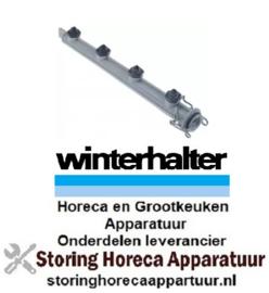 403517747 - Wasarm L 355mm 4 sproeiers  voor vaatwasser Winterhalter