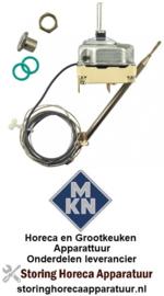 VE155375735 - Thermostaat instelbereik 100-180°C 3-polig 3NO 16A voeler ø 6mm voeler L 133mm voor MKN