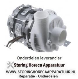 1404.991.26 - Waspomp vaatwasser  ZF400SX, 230V ,50Hz fasen 1 , 1,1 kW