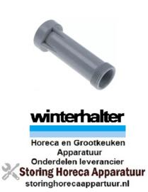 """272502125 - Verlenging draad 1 1/4"""" L 131mm vaatwasser Winterhalter"""