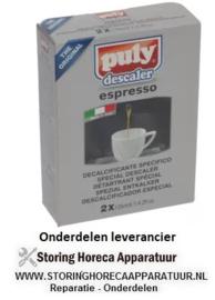 4201092023 - Kalkoplosmiddel SCALE REMOVER PULY DESCALER ESPRESSO