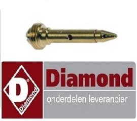 265672.094.00 - SPROEIER D 0.2 PROPAAN FLESSENGAS - VOOR WAAKVLAM  DIAMOND G65/1F4T