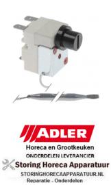 83820673 - Maximaalthermostaat t.max. 124°C 1-polig ADLER PM50