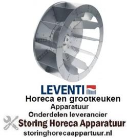 11305002795000 - Ventilatormotorblad Junior oven COMBINAT MK3