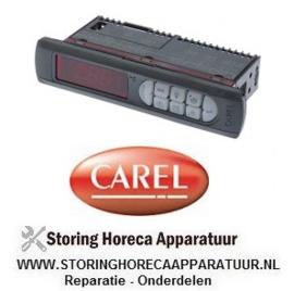 241378481 - Elektronische regelaar CAREL PB00C0HB00 inbouwmaat 138,5x29mm inbouwdiepte 70,5mm 115-230V
