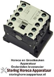 VE38051.171 - Magneetschakelaar MÖLLER AC1 20A 230VAC (AC3/400V) 9A/4kW hoofdcontact 3NO hulpcontact 1NO