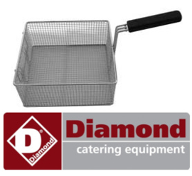 334A65/C1-FRG - Mand 1/1 voor DIAMOND friteuse E65/F20-7T