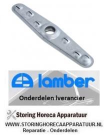 6550500505 - Wasarm inbouwpositie boven vaatwasser LAMBER F85