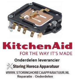 224360746 - Controleprint voor mixer aansluiting F4,8x0,8 KITCHENAID