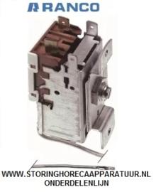 GE-R23005 -Thermostaat RANCO type K50L3383 capillaire 1500mm instelbereik +1 tot +3°C - ICE90A DIAMOND