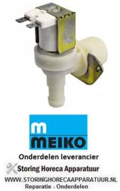 0169.0000.06 - Magneetventiel enkel haaks MEIKO ECO STAR 530F