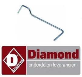 2467.0.066.0025 - ARM RECHTS VOOR DIAMOND GR42 - hevel ø 10mm rechts
