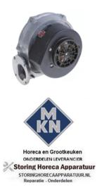 752601181 - Radiaalventilator 230V 50Hz 100W