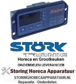 193S0104925 - Elektronische regelaar serie ST122 STORK-TRONIK