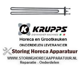 771103400 - Verwarmingselement 2000 Watt vaatwasser  KRUPPS KORAL 800