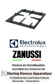 911210139 - Gasfornuis brander rooster B 345mm L 395mm Electrolux, Zanussi