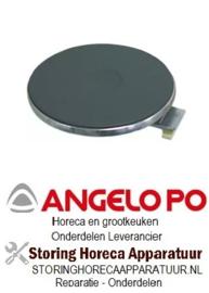 158490020 - Kookplaat ø 220mm 2600W 230V voor Angelo Po