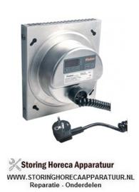 230601.521 - Heteluchtventilator met verwarmingselement 230V 50/60Hz 810W