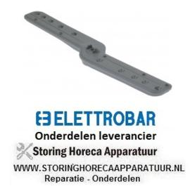 573990128 - Wasarm H 42mm L 490mm sproeiers 15 inbouw ø 44mm ELETTROBAR FAST161-2