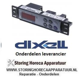 765378223 - Elektronische regelaar DIXELL XW60LS-5N0C1 inbouwmaat 150x30mm inbouwdiepte 50mm 230V