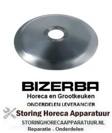 202697809 - Bizerba Rondmes AD ø 250mm afname ø 54mm