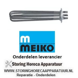 6930.1011.50 - Boiler verwarmingselement  MEIKO ECO STAR 530F