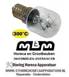 OVEN LAMPEN MBM - HORECA EN GROOTKEUKEN APPARATUUR REPARATIE ONDERDELEN