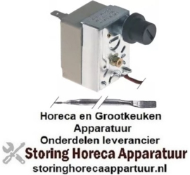 141390610 - Maximaalthermostaat uitschakeltemp. 235°C 1-polig 16A voeler ø 3mm voeler L 190mm