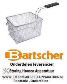 428970825 - Frituurmand RVS BARTSCHER