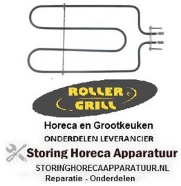 134416735 - Verwarmingselement 700 Watt - 110 Volt Roller-Grill