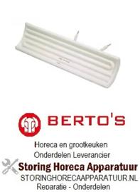 250417862 - Keramiekstraler 650W 230V voor Bertos