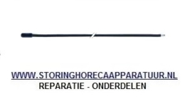 ST1379161 - Temperatuurvoeler NTC 10kOhm kabel thermoplast voeler -40 tot +110°C kabel -40 tot +110°C