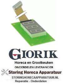 264401166 - Printplaat voor display GIORIK