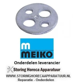 5175.103.65 - Tegenflens pakking element vaatwasser MEIKO ECO STAR 530F