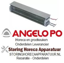 139415122 - Verwarmingblok 185mm voor Angelo Po