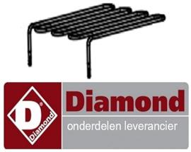 526401250004 - Verwarmingselement voor Plancha  DIAMOND