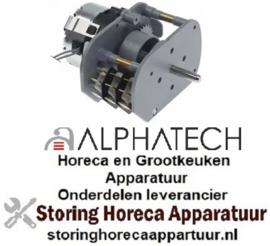 773360709 - Tijdschakelaar 3 looptijd 120 min voor oven ALPHATECH