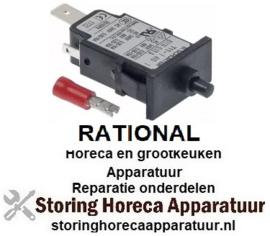 163358524 - Maximaalstroombeveiliging lekstroom 0,05A voor oven RATIONAL