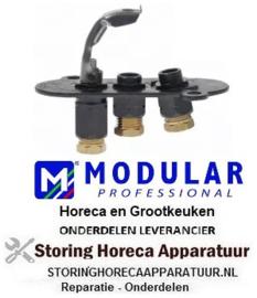 201103357 - Waakvlambrander 2-vlammig aardgas/flessengas MODULAR