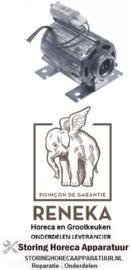 124500072 - Pompmotor 120 Watt - 230 Volt 50/60Hz RENEKA