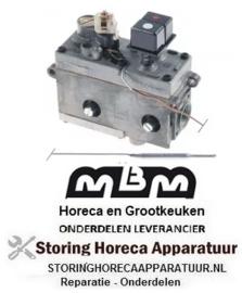 522101132 - Gasthermostaat t.max. 340°C - 100-340°C MBM