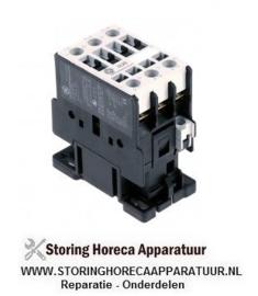 082380264 - Magneetschakelaar relais AC1 45A 230VAC (AC3/400V) 25A/11kW hoofdcontact 3NO