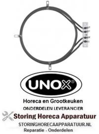 104419111 - Verwarmingselement 4250 Watt - 230 Volt UNOX OVEN