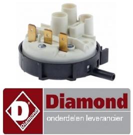 44169850 - Pressostaat vaatwasser vaatwasser DIAMOND D26EKS-NP