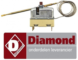 VE26666104500 - Maximaalthermostaat uitschakeltemp. 360°C 3-polig voor bakplaat DIAMOND
