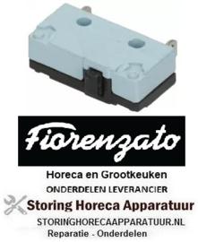 373347189 - Microschakelaar met drukstift pen bediend 250V 0,1A Fiorenzato-M.C