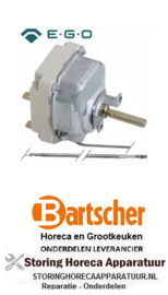 060375412 - Thermostaat instelbereik 50-320°C BARTSCHER
