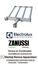 207105660 - kookketel staafbrander 4-rijen L 475mm B 505mm totale lengte 735mm Electrolux, Zanussi